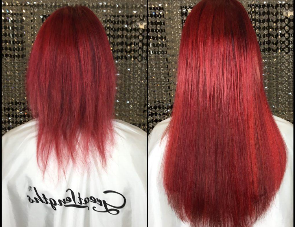Haarverlängerung - Sandra Kirk | Hair Lounge Berlin